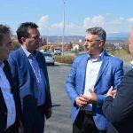 Почна асфалтирањето на регионалниот пат Делчево-Ѕвегор-Граничен премин