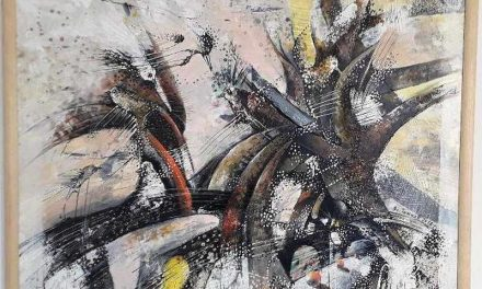 """Изложба на дела од Струмичката ликовна колонија во ЦК """"Марко Цепенков"""" во Прилеп"""
