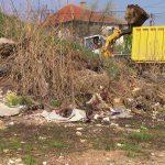 """ЈКП """"Комуналец"""": Се чистат старите диви депонии на повеќе локации низ градот"""