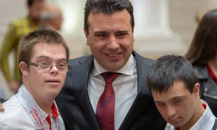 Премиерот Заев и директорот на АМС, Каевски им доделија благодарници на олимпијците