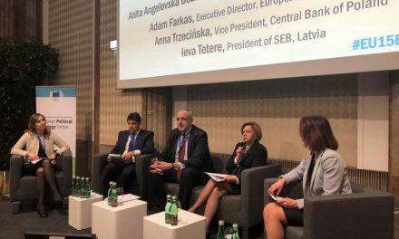 Ангеловска-Бежоска: Нашата финансиска регулатива во голема мера е усогласена со ЕУ