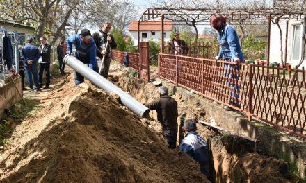 """ЈКП """"Водовод и канализација"""": Нова канализациона мрежа за дел од улицата """"Јоска Јорданоски"""""""