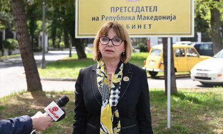 Калеска -Ванчева: Иванов не смее ниту да помислува да додели амнестија на осудените за настаните од 27 април