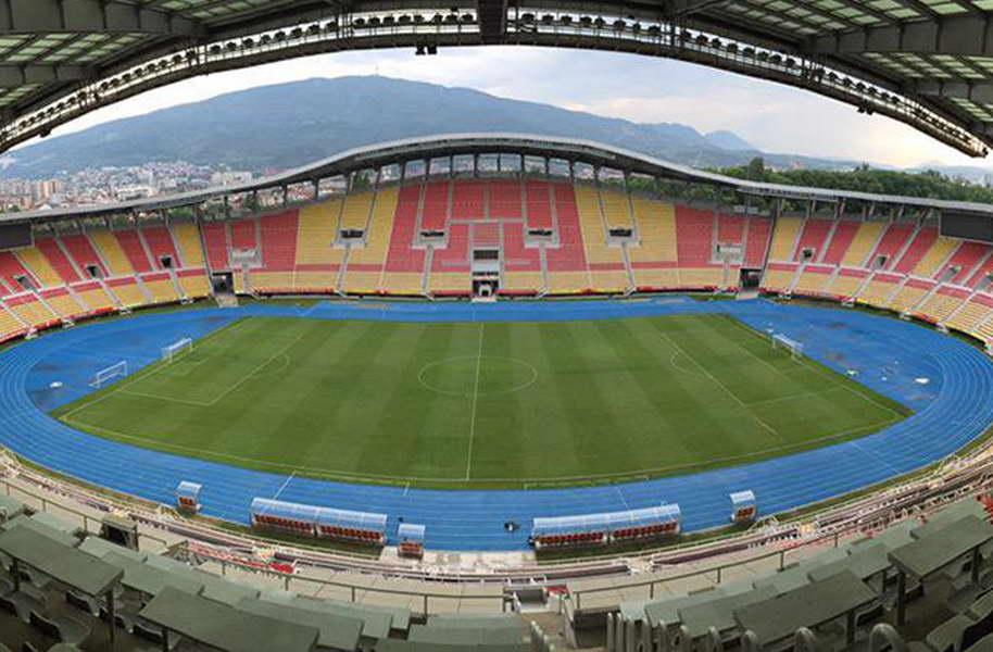 """Најголемиот фудбалски стадион во државата од денеска го носи името """"Арена Тоше Проески"""""""