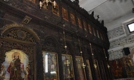 """НУ """"Завод и Музеј""""- Прилеп ќе го конзервира иконостасот во црквата """"Св. Благовештение"""""""