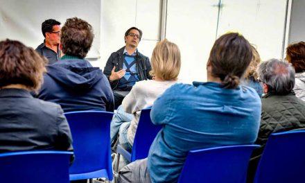 Пендаровски на средба со граѓански активисти: Граѓанското движење е срцето на демократијата