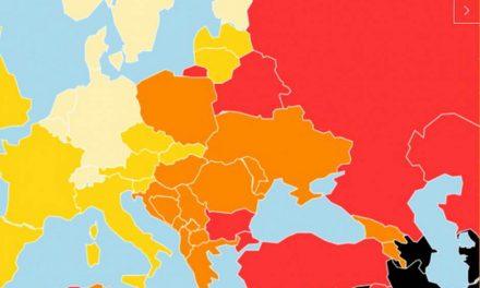 """Северна Македонија со скок од 14 места во слободата на медиумите според """"Репортери без граници"""""""