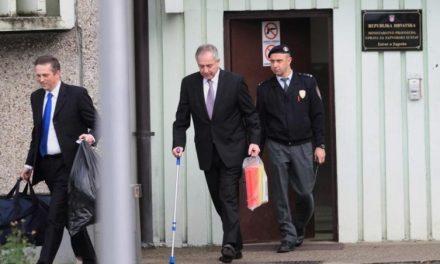 Поранешниот хрватски премиер Санадер осуден на 4 и пол години затвор
