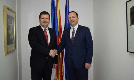 Владата на Република Чешка со донација од околу еден милион евра за МВР