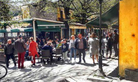 За Велигден Крушево полно со туристи