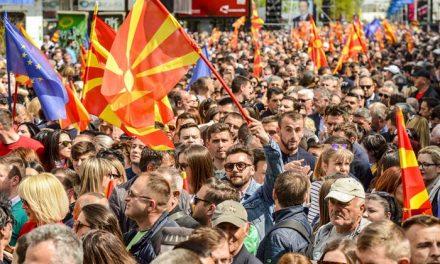 Заев, Османи и Пендаровски: Да излеземе масовно на гласање, да ја покажеме нашата европска сила