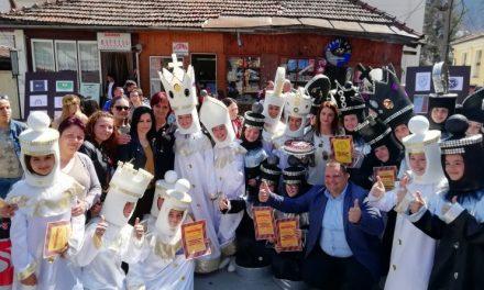 Маскенбал во Крушево, најоригиналните маски добија награди