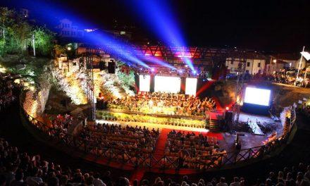 """""""Охридско лето"""" помеѓу најдобрите фестивали на европската културна сцена"""
