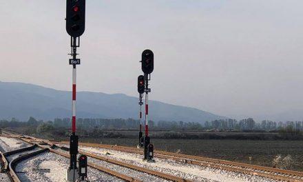 Првиот патнички воз успешно ја тестираше пругата Битола – Кременица
