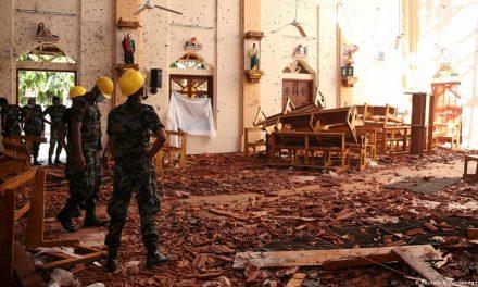 Омраза и прогон на христијаните во Азија