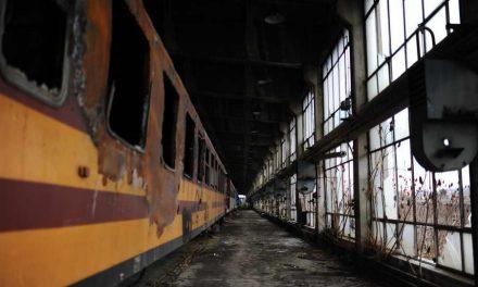 """Железничкото депо """"Лисиче"""" делумно обновено со заем од ЕБОР"""