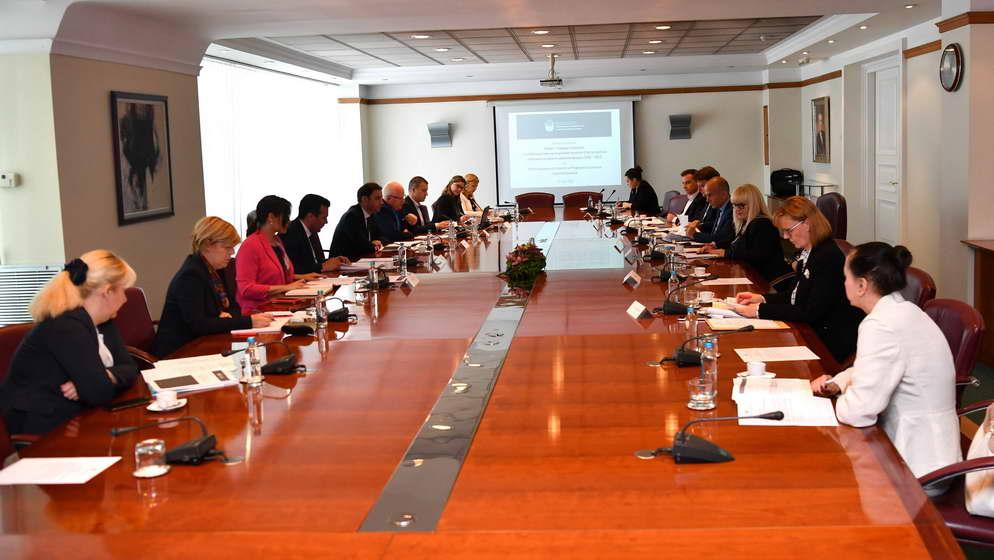 Се засилува динамиката на спроведување на мерките од Акцискиот план на Стратегијата за реформи во јавната администрација