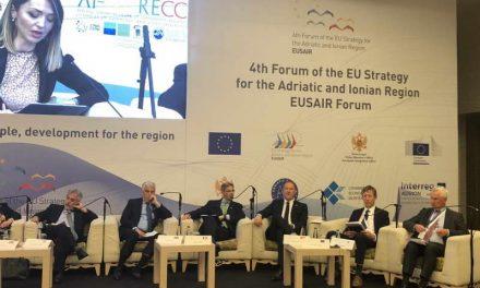Совет на Јадранско – Јонската Иницијатива: Република Северна Македонија добива директен пристап до фондовите на ЕУ со кои се финансираат проекти за инфраструктурно поврзување на регионот