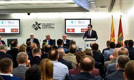 Заев на Бизнис форумот во Подгорица: Отвораме можности за идни продлабочени врски со поддршката на бизнисмените и нивните иницијативи