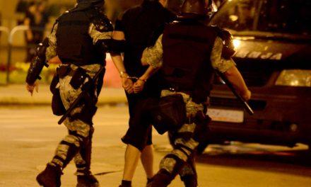 Полицијата апсела во Гази Баба, Синѓелиќ и Арачиново барајќи дрога