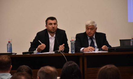 """Општина Прилеп и ФИСКАСТ организираа предавање на тема """"Јас и буџетот на општината – направете Вашиот глас да се слушне"""""""