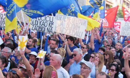Српските опозициски партии се обединуваат