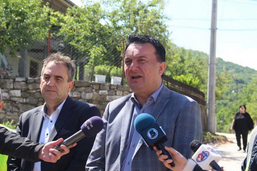 Сугарески: Се работи на 90 проекти во должина од 700 километри и вредност од 850 милиони евра