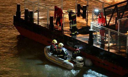 Приведен капетанот на бродот вмешан во несреќата во Будимпешта