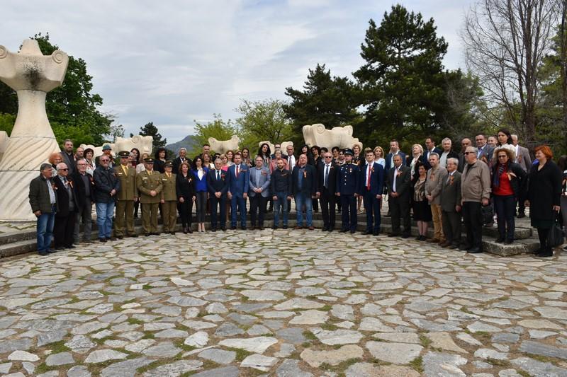 Општина Прилеп го одбележа 9-Мај, Денот на победата над фашизмот и Денот на Европа
