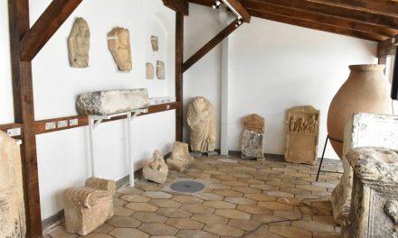 Повеќе од 100 експонати изложени во новоотворениот Лапидариум на НУ Завод и музеј – Прилеп