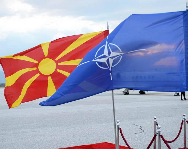 Врвот на НАТО во јуни во Скопје