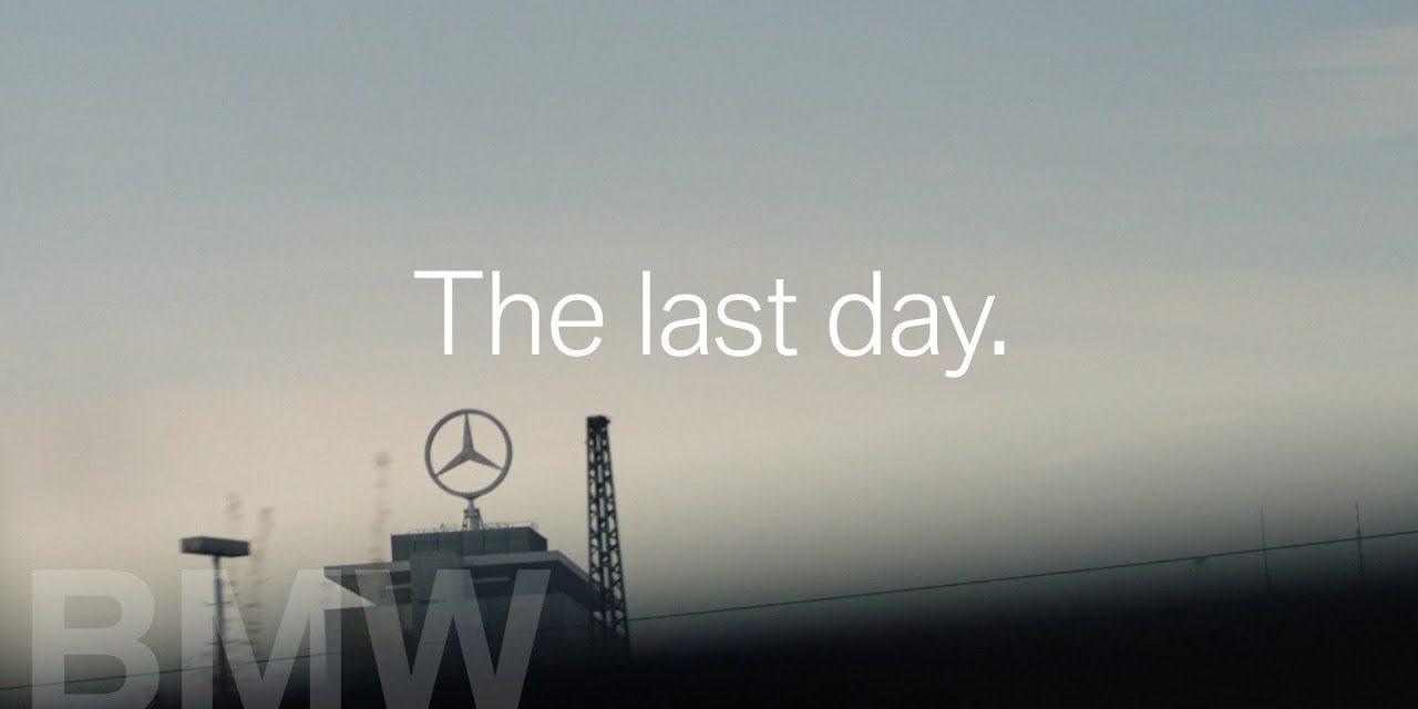 BMW со една од најинспиративните реклами во авотиндустријата
