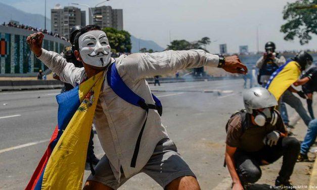 Фотографија на денот: Очајот на Венецуела