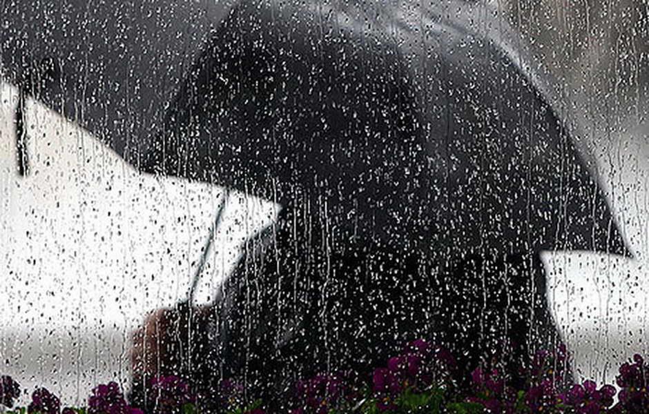 Времето денеска: Обилни врнежи од дожд