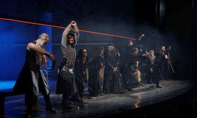 "Со концерт на Влатко Стефановски и претставата ""Макбет"" на МНТ, отворен МТФ ""Војдан Чернодрински"""