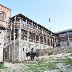 До крајот на септември, конаците на манастирот Трескавец ќе бидат комплетно обновени