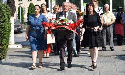 Прилеп: Одбележана 98 годишнината од убиството на Ѓорче Петров