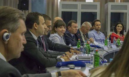 Царовска: Првпат се исплатија пензии без задолжувања, пензискиот систем е стабилен