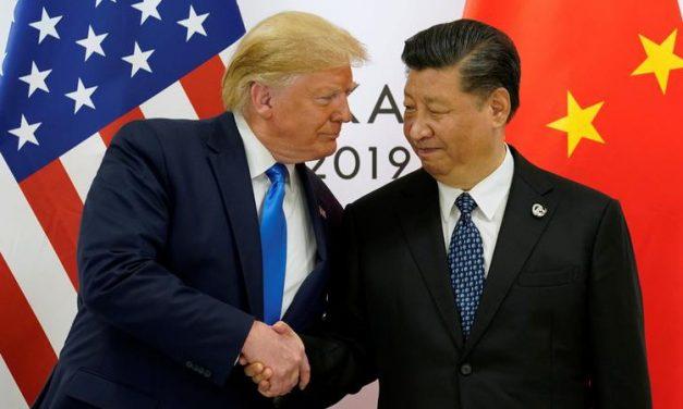 Договор за разговор: Засега крај на трговската војна помеѓу САД и Кина
