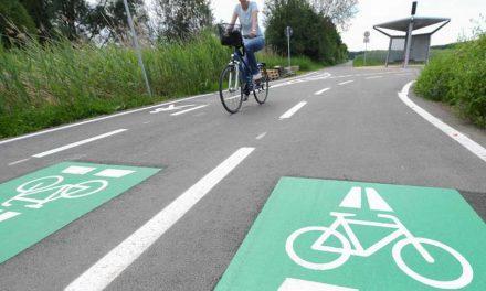 Фотографија на денот: Велосипедски автопат