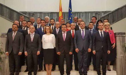 Денеска премиерот Заев до Собранието ќе ги достави имињата на новите министри
