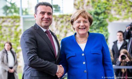 Меркел вети датум, Заев ги отпиша предвремените избори