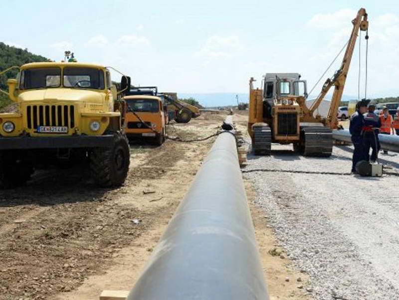 Изградбата на интеконекторот со Грција и носење на гасот до општините, се главни проекти за гасификацијата во 2021
