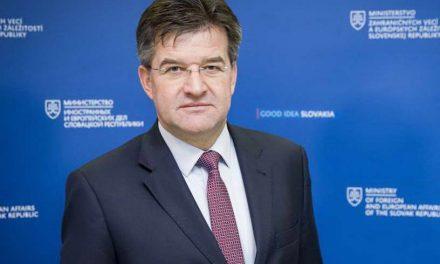 Претседавачот на ОБСЕ, Лајчак денеска и утре во посета на државата
