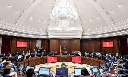 Владата денеска ја одржува редовната 158 седница