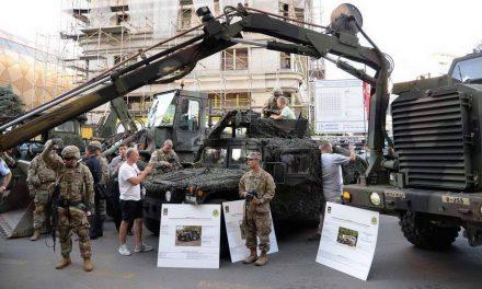 Најголемата воена вежба во земјава ќе ја видат во осум градови