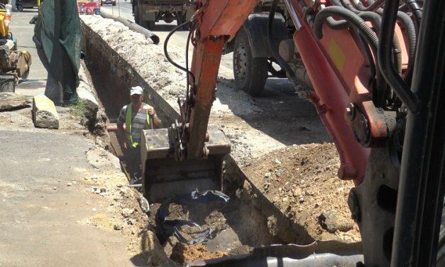 """ЈКП """"Водовод и канализација"""" менува водоводна линија стара 67 години"""