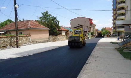 Битола: Асфалтирање и реконструкција на улици во градот и населените места