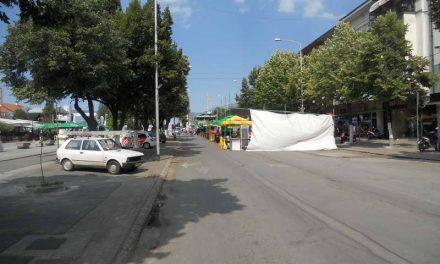 """За потребите на """"Пивофест"""", во понеделник во 21 часот се затвора булеварот """"Гоце Делчев"""""""