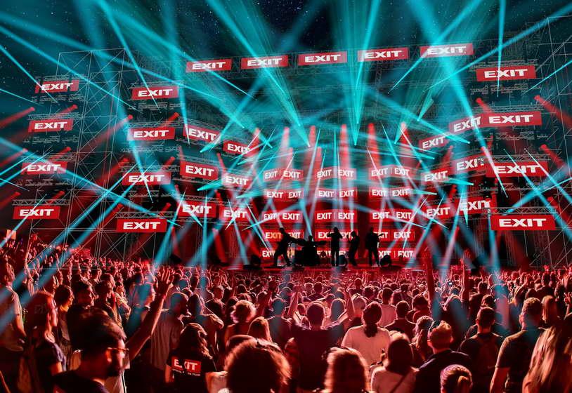 """Започнува """"Егзит"""", најголемиот и најдобриот музички фестивал во регионот"""